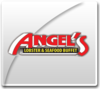 Angel's Lobster and Seafood Buffet Frame Logo