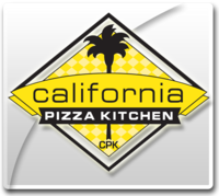 California Pizza Kitchen Frame logo