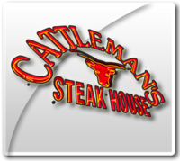 Cattleman's Steakhouse Frame Logo