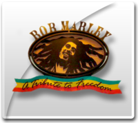 Bob Marley's - A Tribute to Remember frame logo