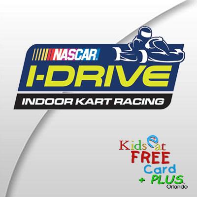 I-Drive NASCAR Indoor Racing Karts