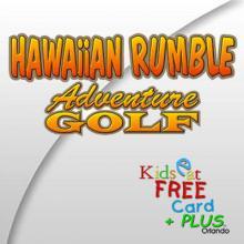 Hawaiian Rumble Adventure Golf