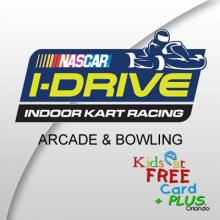 I-Drive NASCAR Arcade & Bowling