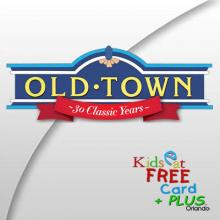 Old Town - Ferris Wheel
