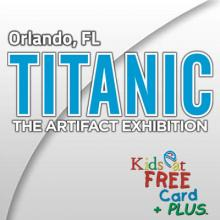 Titanic: The Artifact Exhibition - Orlando